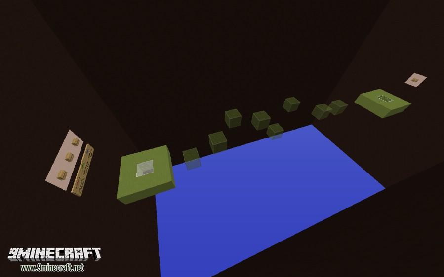 20 Blocks Parkour Map