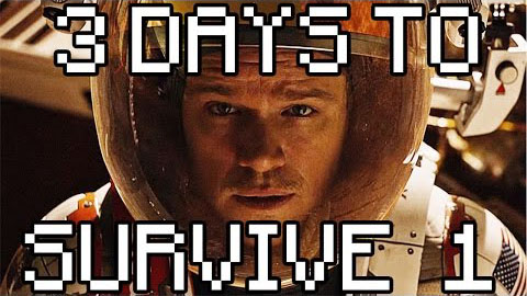 3 Days to Survive 1: Alien Planet