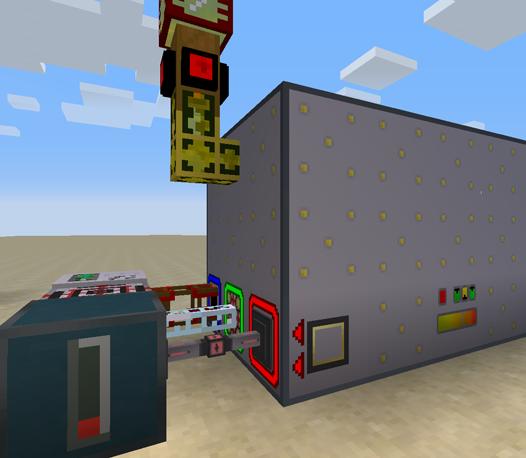 Advanced Generators Mod