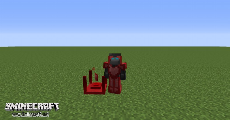 Blood Arsenal Mod