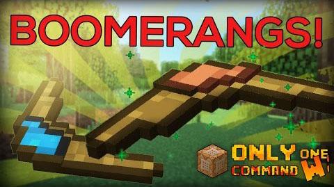 Boomerangs Command Block