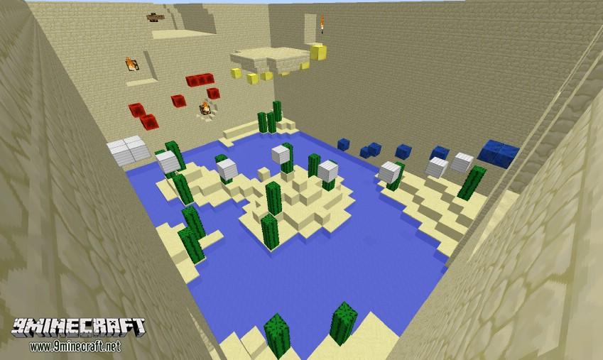 Bow Parkour 2 Map