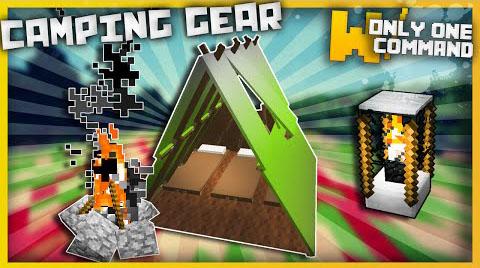 Camping Gear Command Block