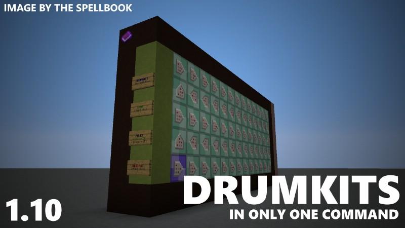 Electronic Drumkits Command Block