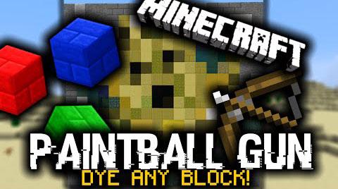 Paintball Guns Command Block