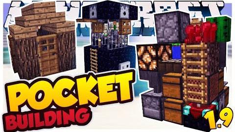 Pocket Buildings Command Block