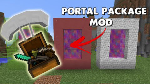 Portal Packages Mod