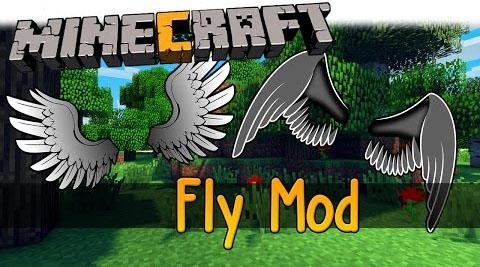 Simple Armor Fly Mod