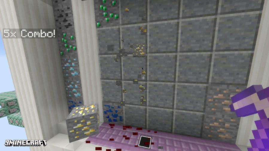 TTM: Puzzle Miner Map