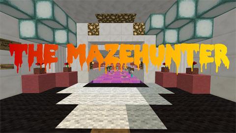 The Maze Hunter Map